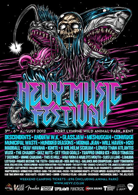 Hevy Fest 2012