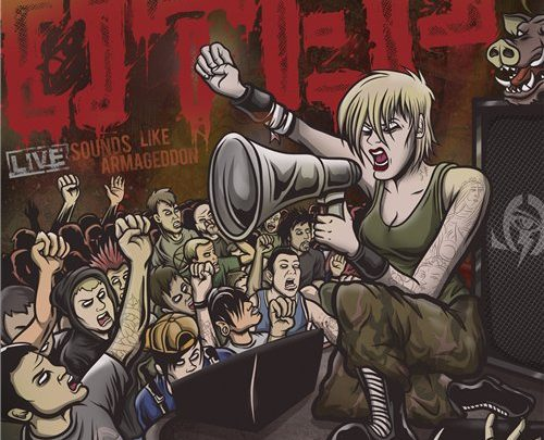 Otep – Sounds like Armageddon