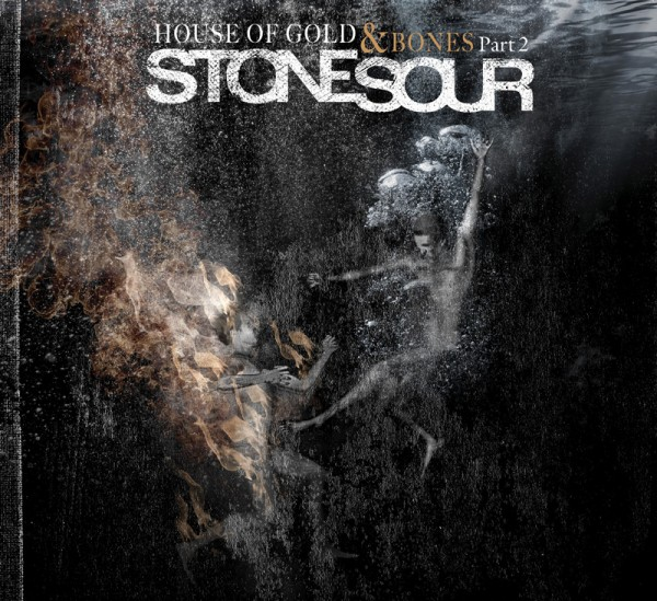STONE SOUR's House Of Gold & Bones comic series, entitled Part 2: The Questions