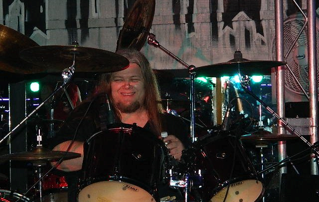 Interview with Forté drummer, Greg Scott