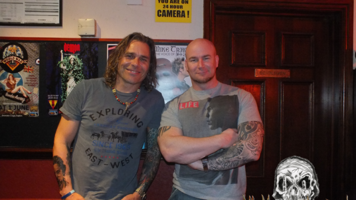 Interview with Mike Tramp