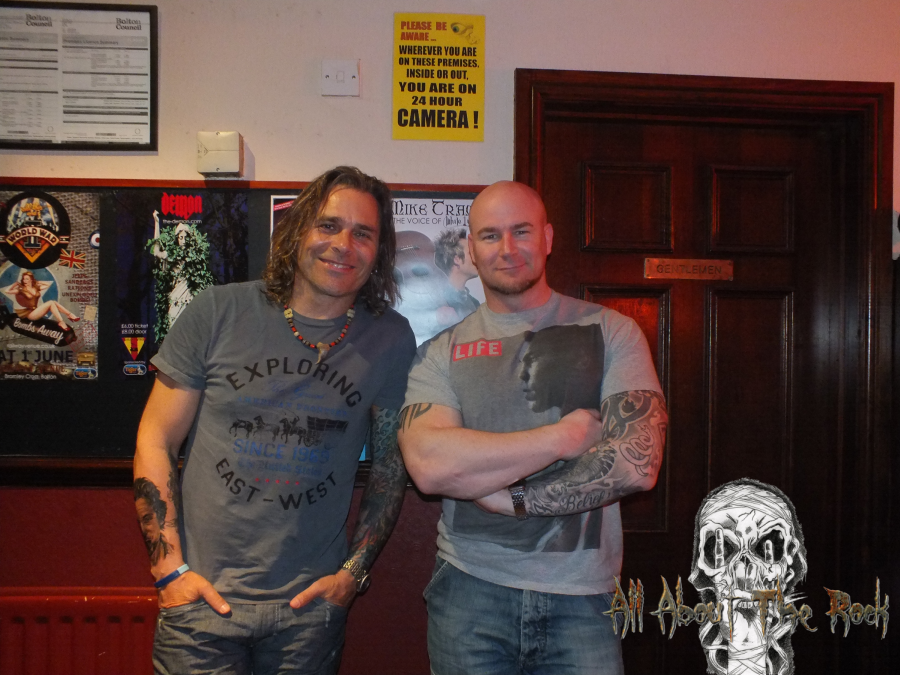 Mike Tramp's White Lion - Last Roar