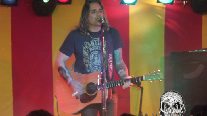 Mike Tramp – The Railway, Bolton