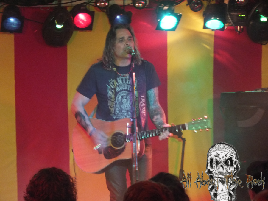 Mike Tramp @ The Railway, Bolton