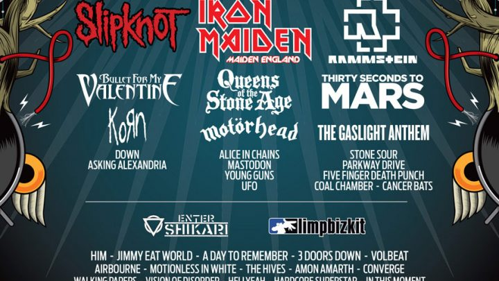 Download Festival 2013 – Day 3