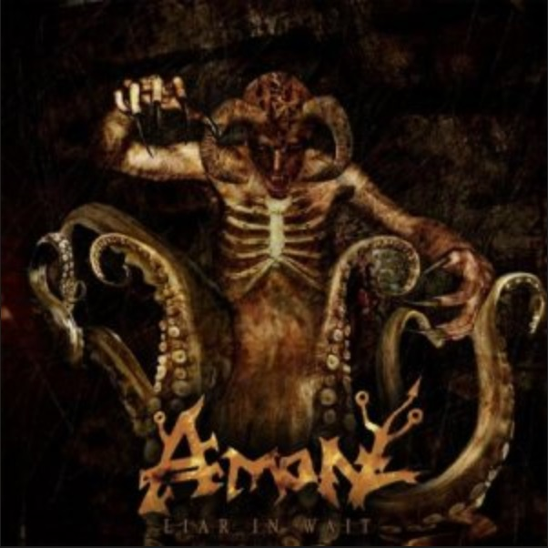 Amon :: Liar In Wait (Review)