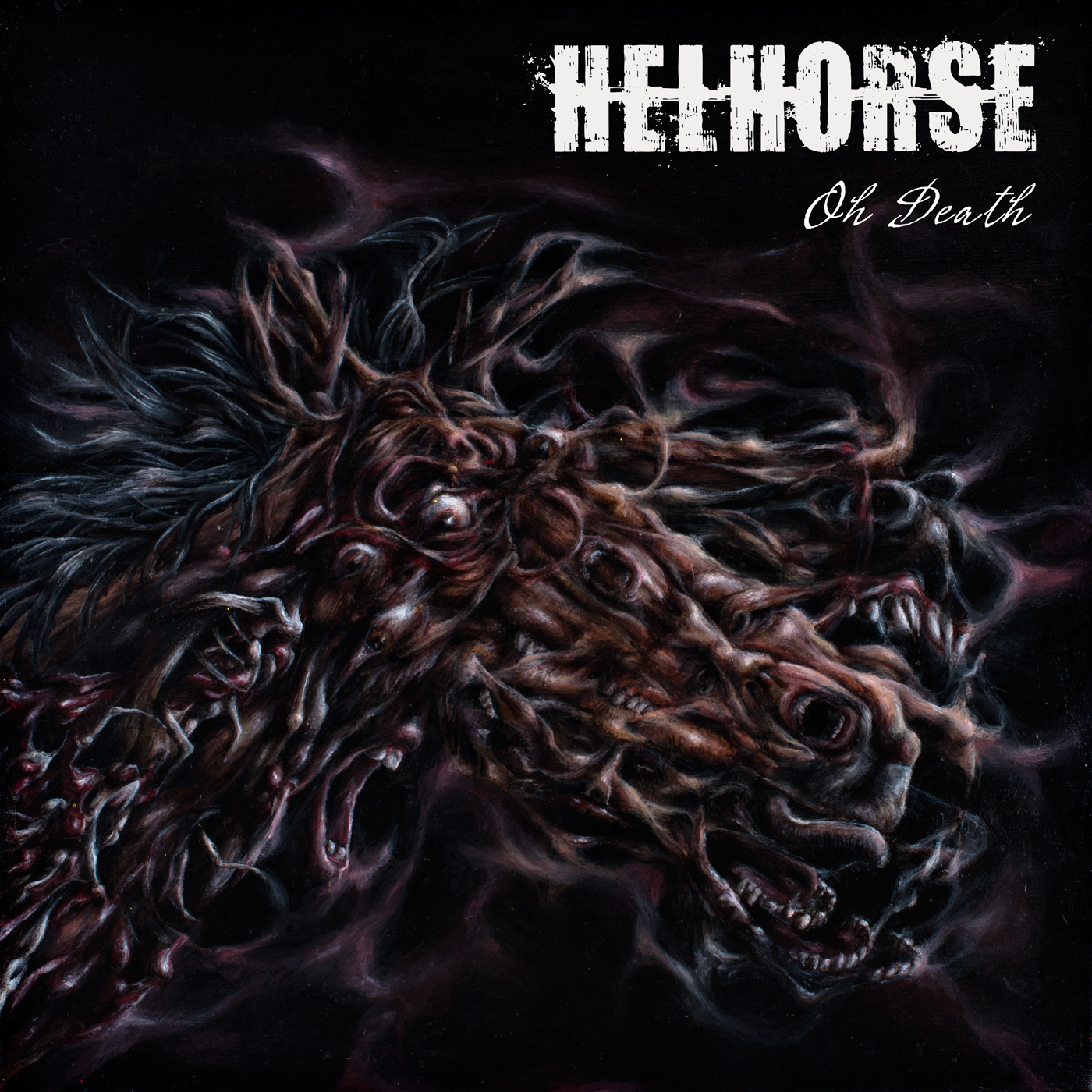 Helhorse – Oh Death