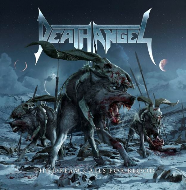 DEATH ANGEL | 'The Dream Calls For Blood' Track List Unveiled