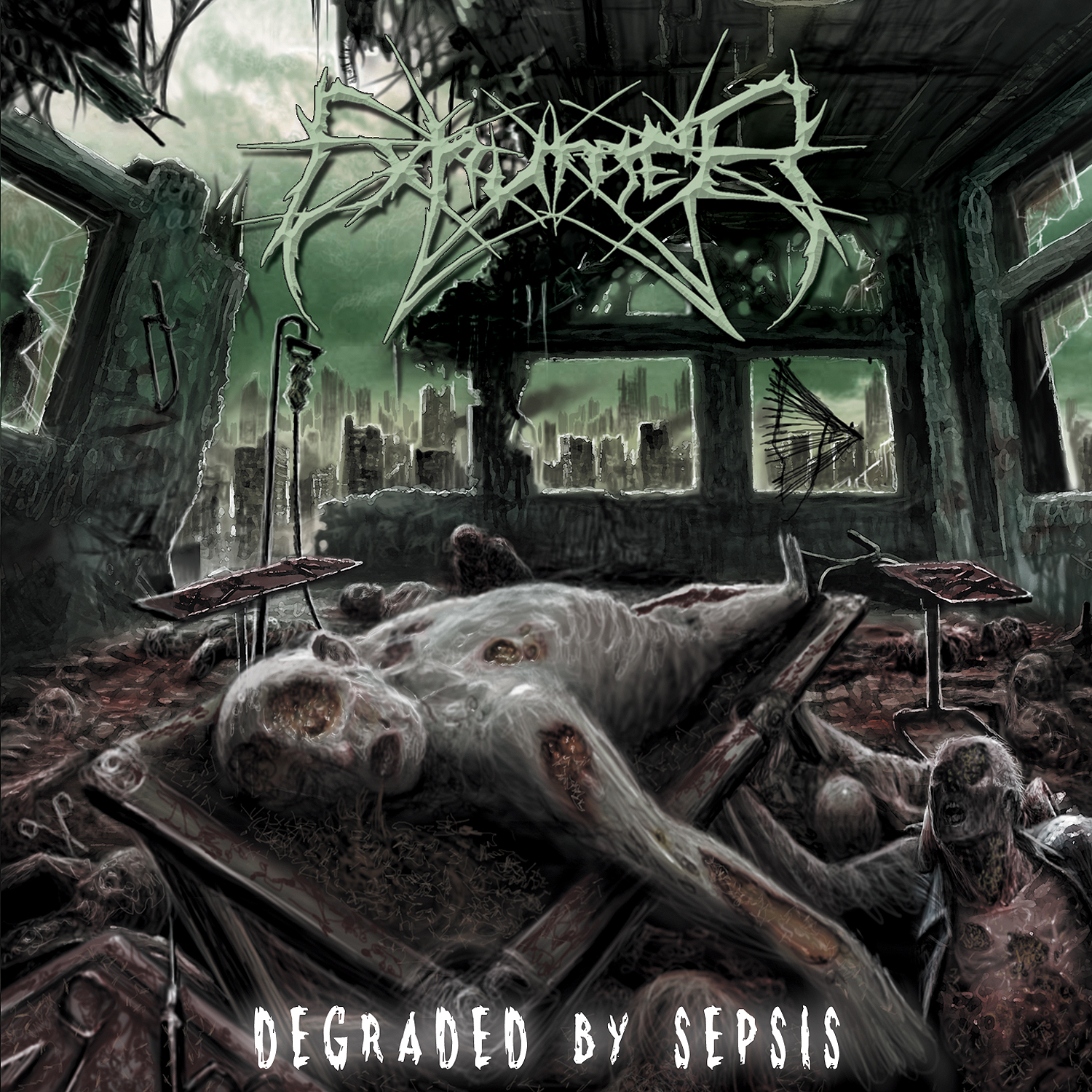 Exhumer – Degraded By Sepsis