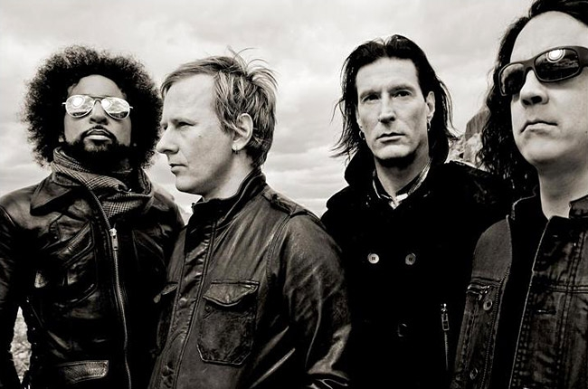 New Alice In Chains video plus tour dates