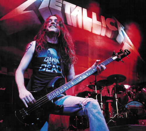 A tribute to Cliff Burton