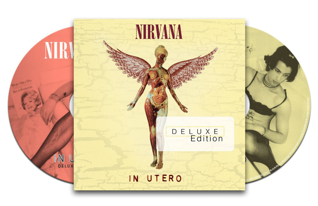 Nirvana – In Utero (20th Anniversary)