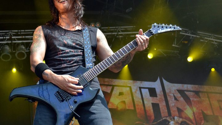 Interview with Rob Cavestany from Death Angel
