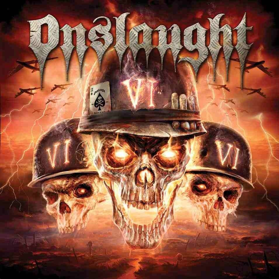 Onslaught – VI (Limited Edition version)