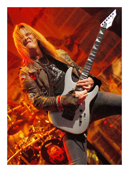 Interview with Glen Drover