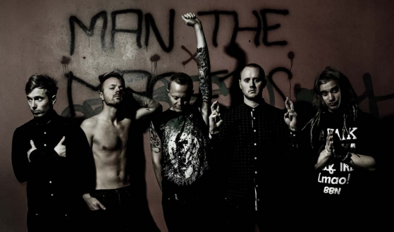 MAN THE MACHETES ANNOUNCE NEW SINGLE 'MAGEPLASK' RELEASED 25TH NOVEMBER VIA INDIE RECORDINGS