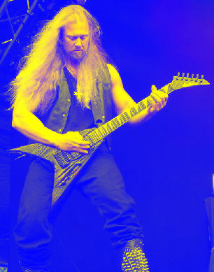 Interview with Amon guitarist, Eric Hoffman