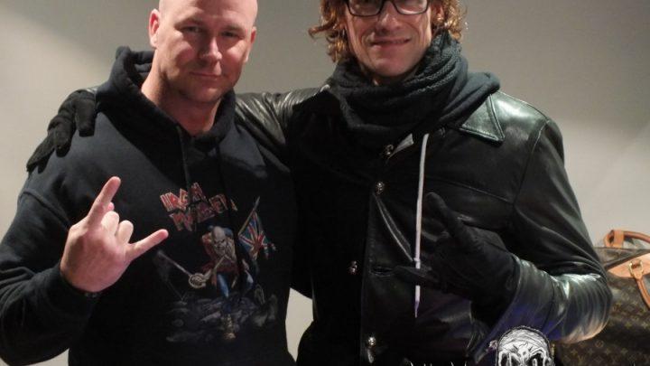 Interview with Buckcherry singer Josh Todd