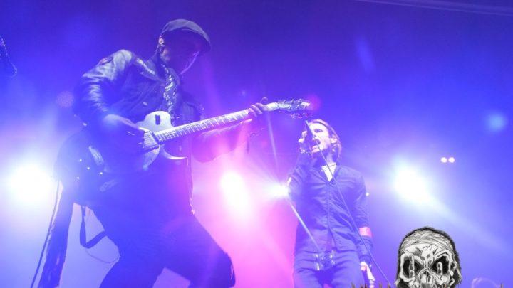 Buckcherry – Concert review,  Manchester Ritz 25.10.2013