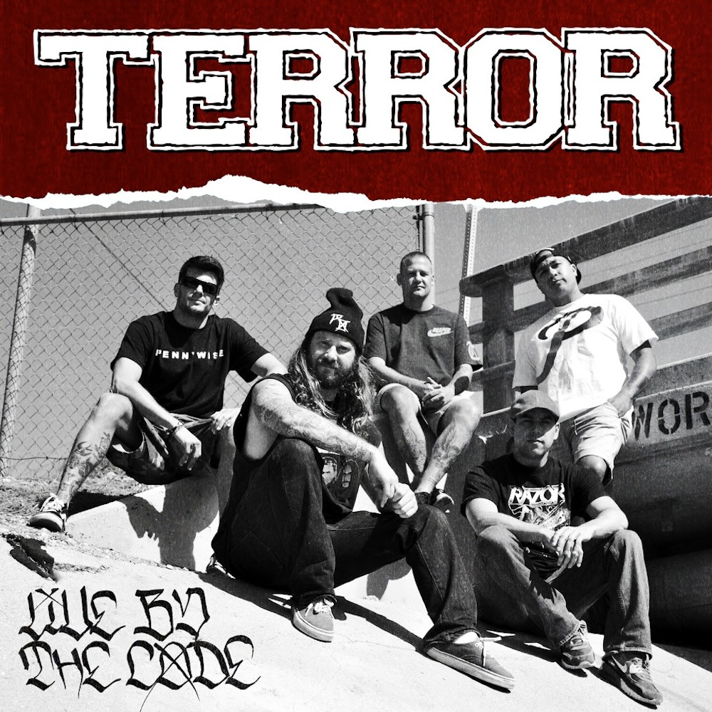 Terror – Live by the Code (Review)