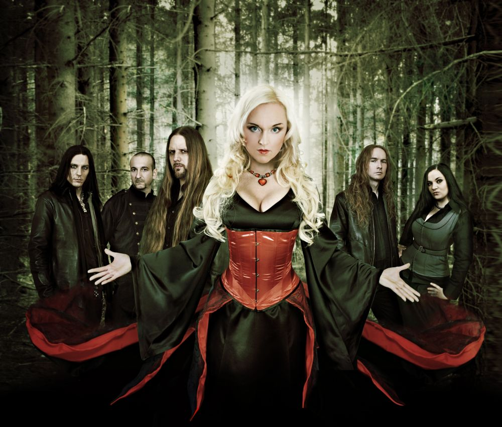 Interview with Liv Kristine from Leaves' Eyes