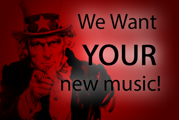 Bands – We Want Your Songs!