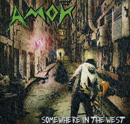 Amok – Somewhere in the West