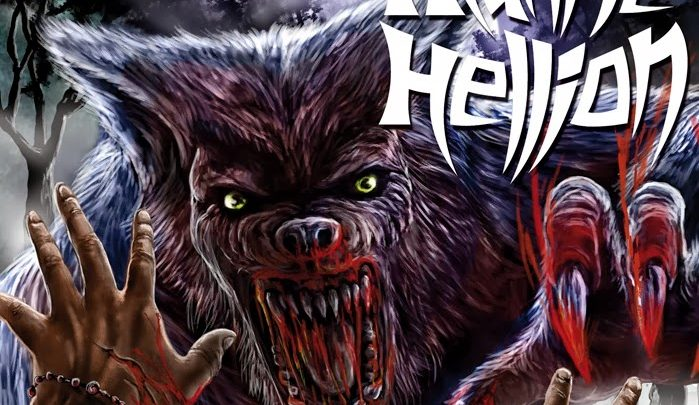 Midnite Hellion – Hour of the Wolf EP