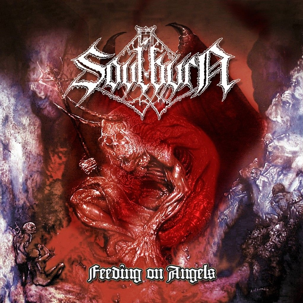 Soulburn Feeding On Angels All About The Rock