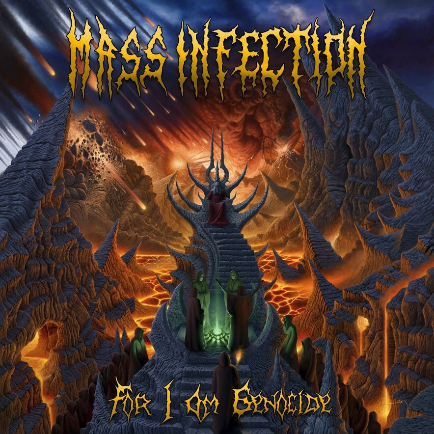 Mass Infection – For I Am Genocide