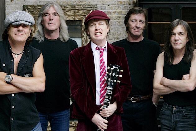 AC/DC to start recording 16th album