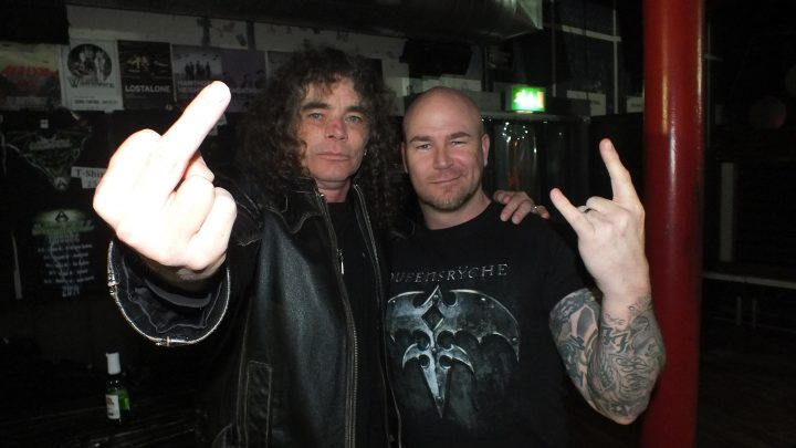 "Interview with Overkill front man Bobby ""Blitz"" Ellsworth"
