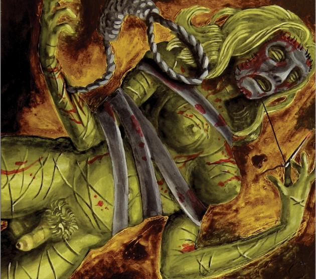 Lord Mantis – Death Mask