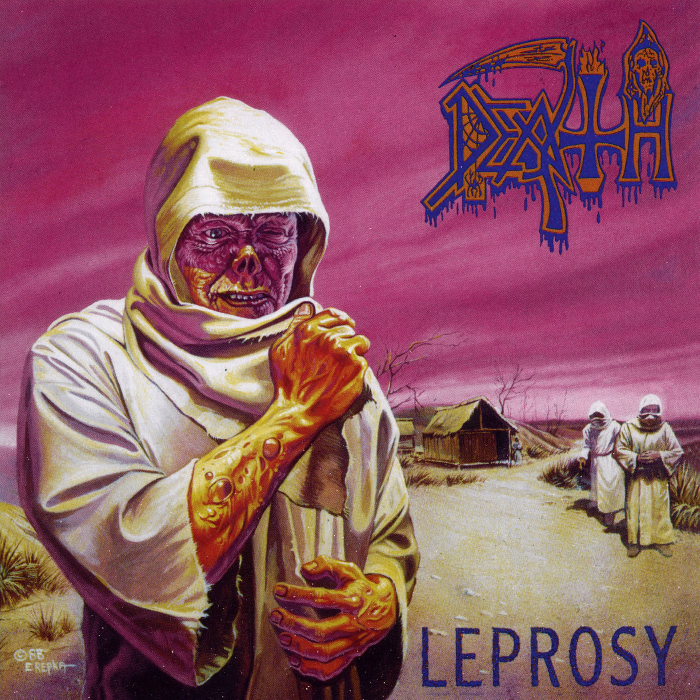 Death – Leprosy (remaster)