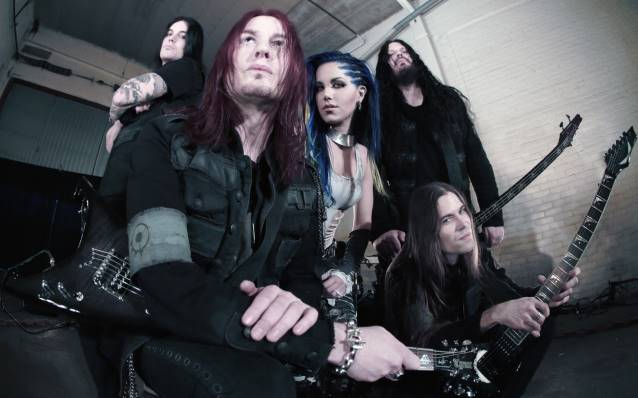 Arch Enemy release 'War Eternal' video with new singer