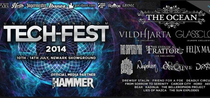 Tech Fest 2014 – first bands announced