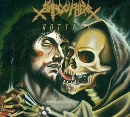 Greyhaze Records to Release Sarcófago's Second Album Rotting