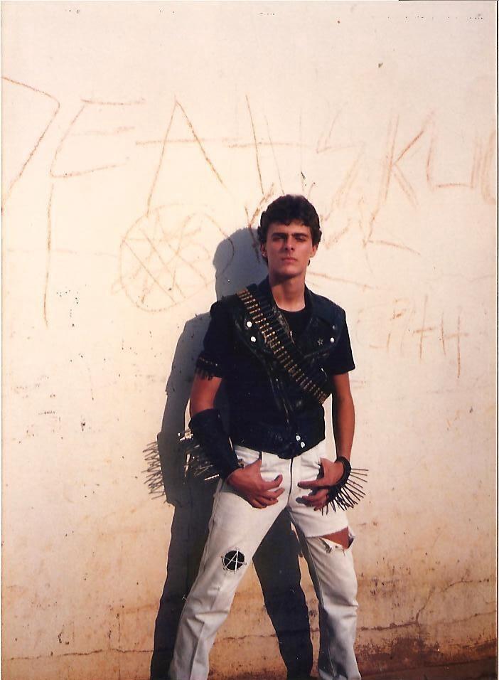 """Interview with Sarcófago drummer Manoel """"Joker"""""""