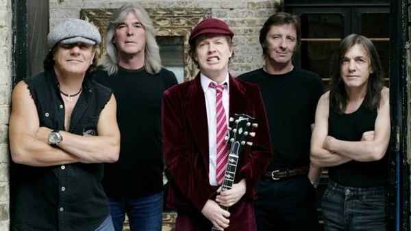AC/DC Call it a day after 41 years - Rumour