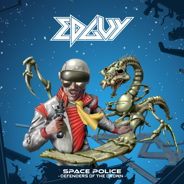 Edguy – Space Police