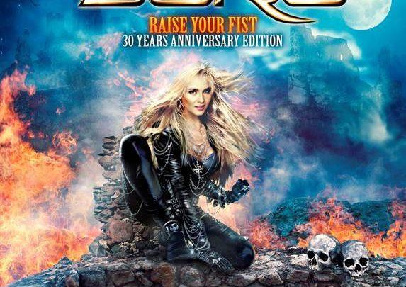 Doro  – Raise Your Fist: 30 Years Anniversary Edition