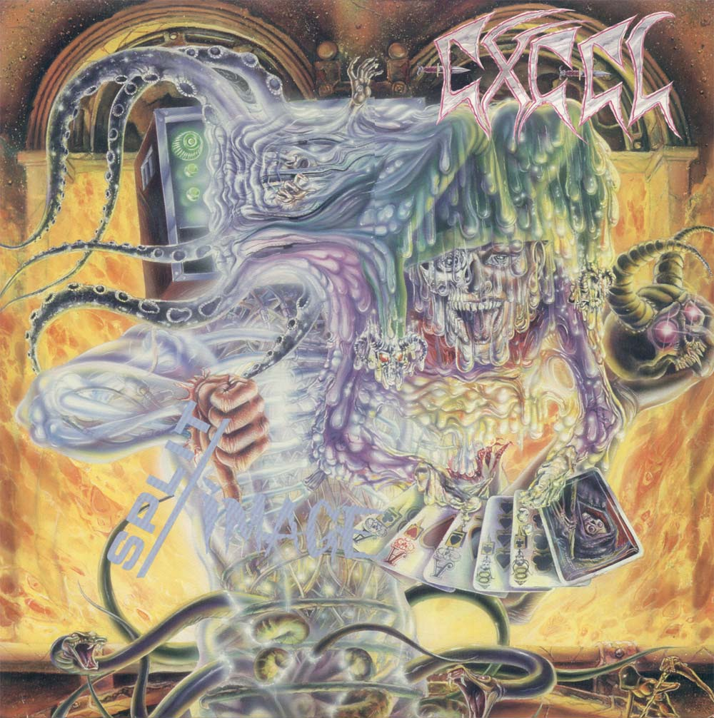 EXCEL to reissue Split Image album