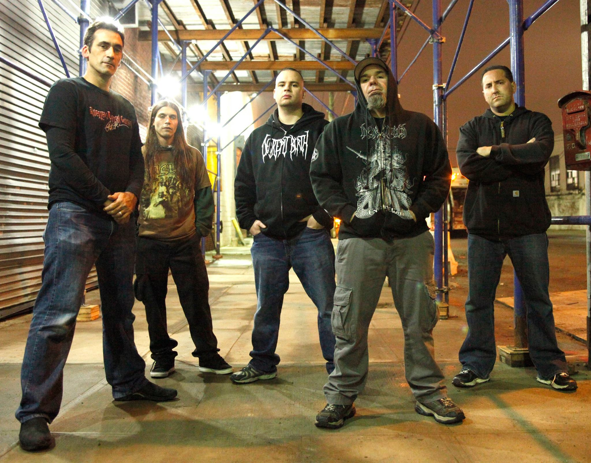Internal Bleeding – New Recording Contract and New Album Details