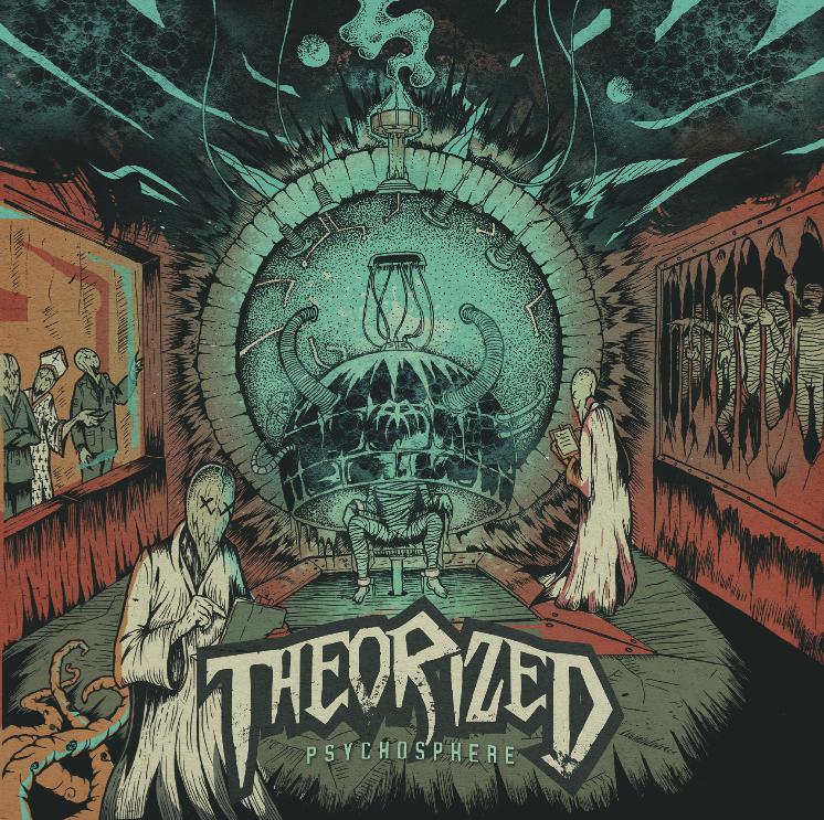 Theorized – Psychosphere