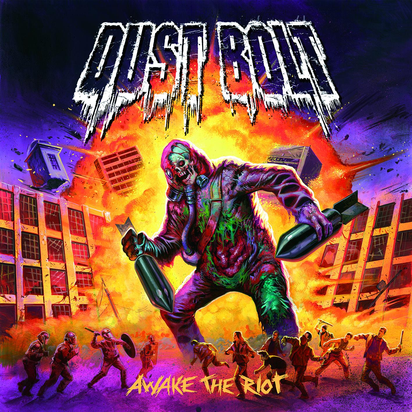 Dust Bolt – Awake The Riot