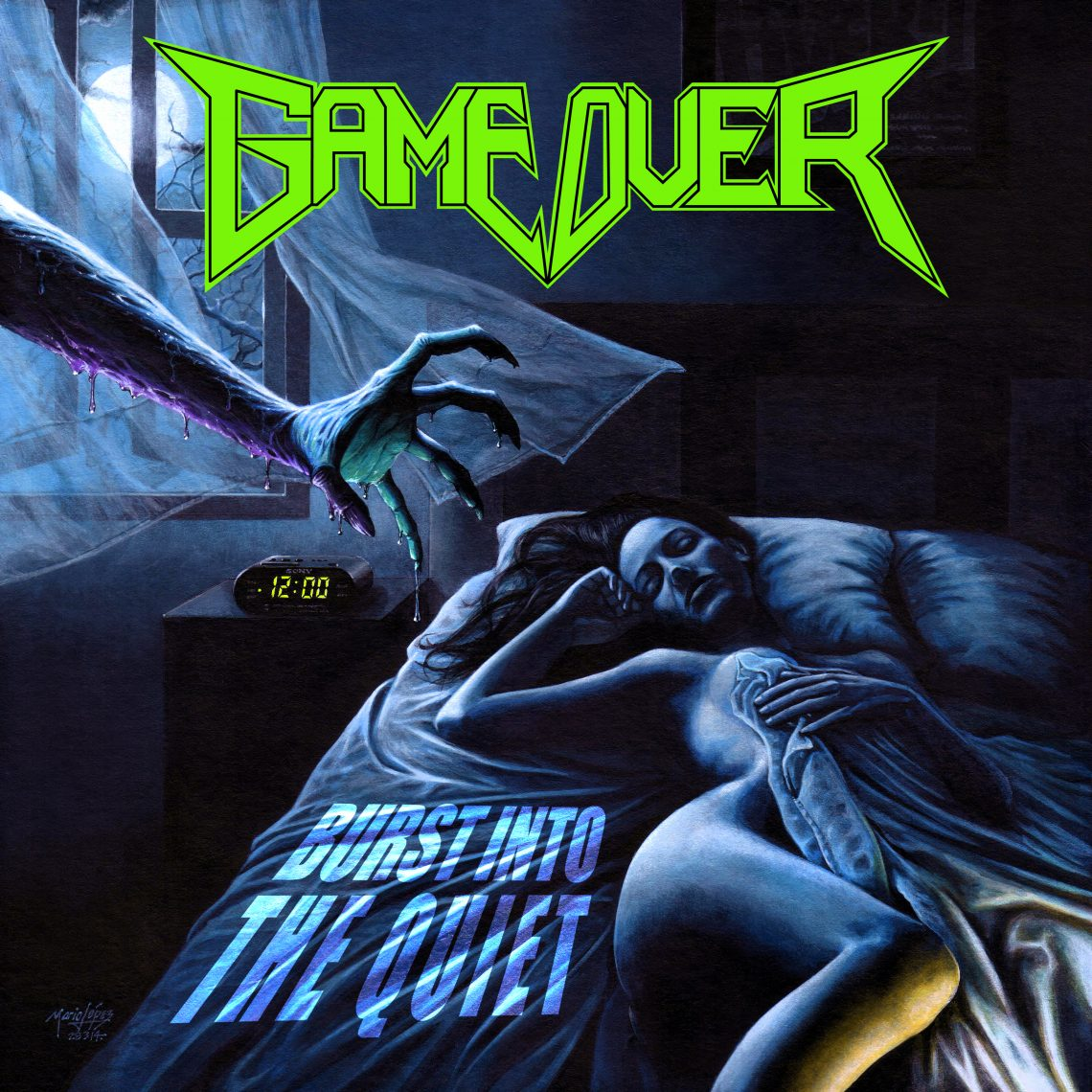 Game Over – Burst Into The Quiet