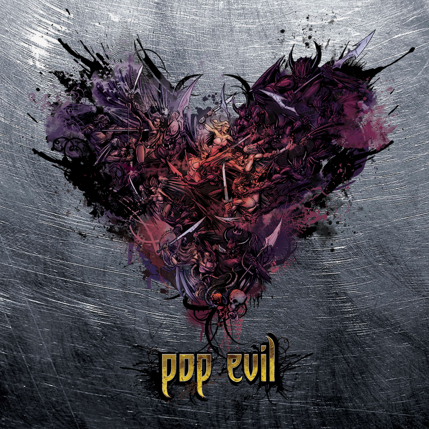 INTERVIEW WITH HAYLEY & LEIGH OF POP EVIL