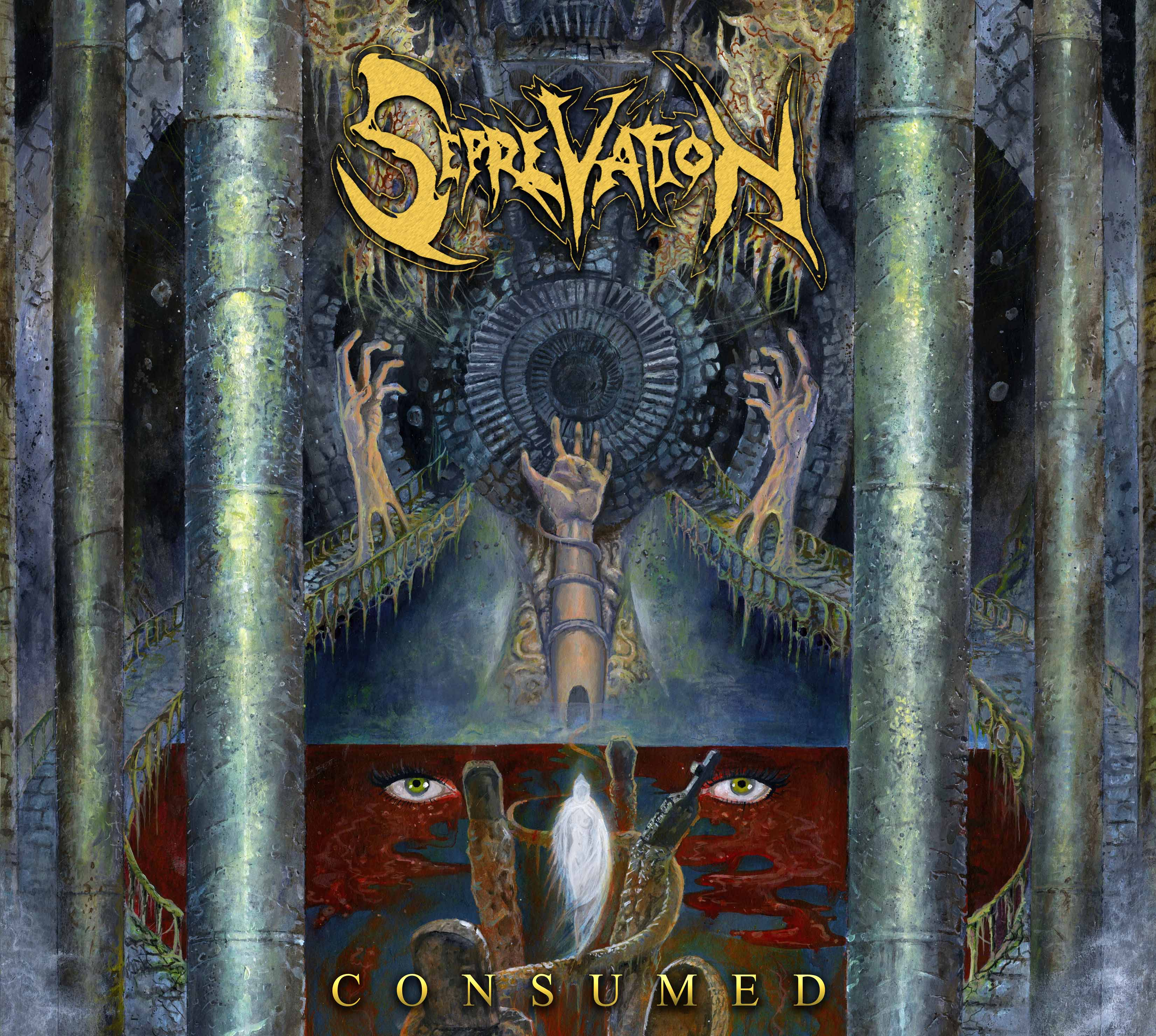 Seprevation – Consumed