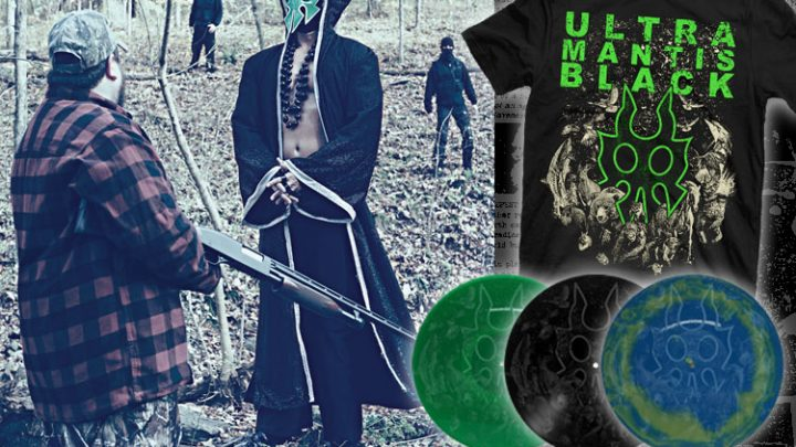 ULTRAMANTIS BLACK: Unveils New Track + Album Details