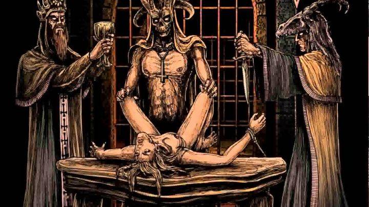 Horrid – Sacrilegious Fornication